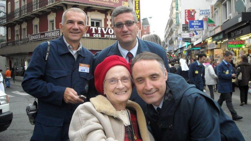 Lourdes 2009